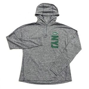 Nike Dri-Fit New York Jets Hooded Pullover
